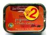 Sardines piquantes à l'huile d'olive vierge extra - Produit