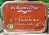 Sardines à l'Andalouse - Produit