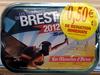 Les tonnerres de Brest 2012 - Produit