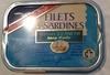 Filets de sardines marinés à l'aneth - Produit