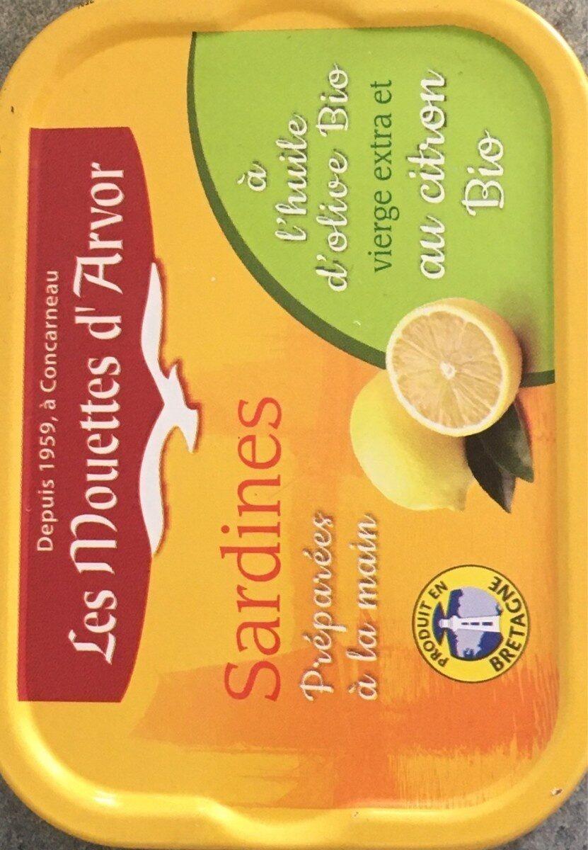 Sardine - Product - fr