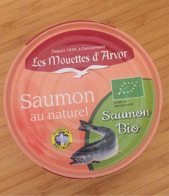 Saumon au naturel - Product - fr