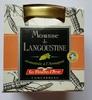 Mousse de Langoustine aromatisée à l'Armagnac - Product
