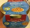 Rillettes de Thon au poivre vert - Product