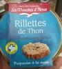 Rillettes de Thon au fromage frais - Product