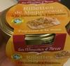 Rillettes de Maquereaux à la moutarde à l'ancienne - Product