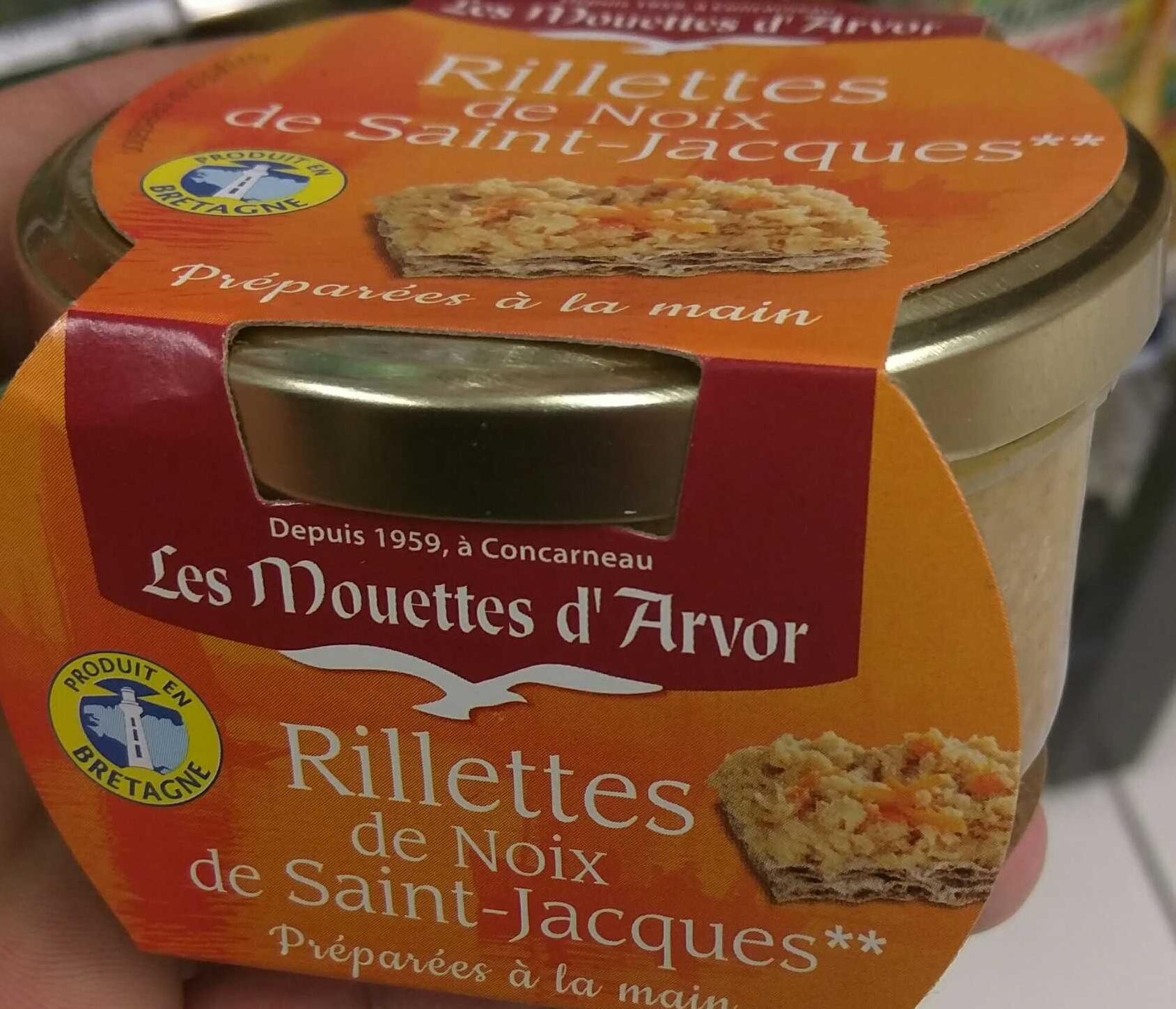 Rillettes de Noix de Saint-Jacques - Product
