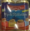 Festi Rillettes (Lot de 4 verrines) - Produit