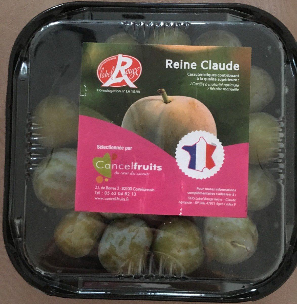 Reine Claude - Produit