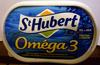 St Hubert Oméga 3 (Sel de Mer, Tartine et Cuisson), (54 % MG) - Produit