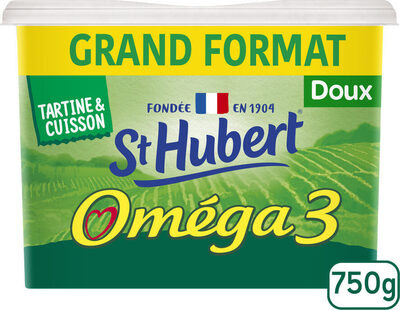 St Hubert Oméga 3 doux - Product - fr