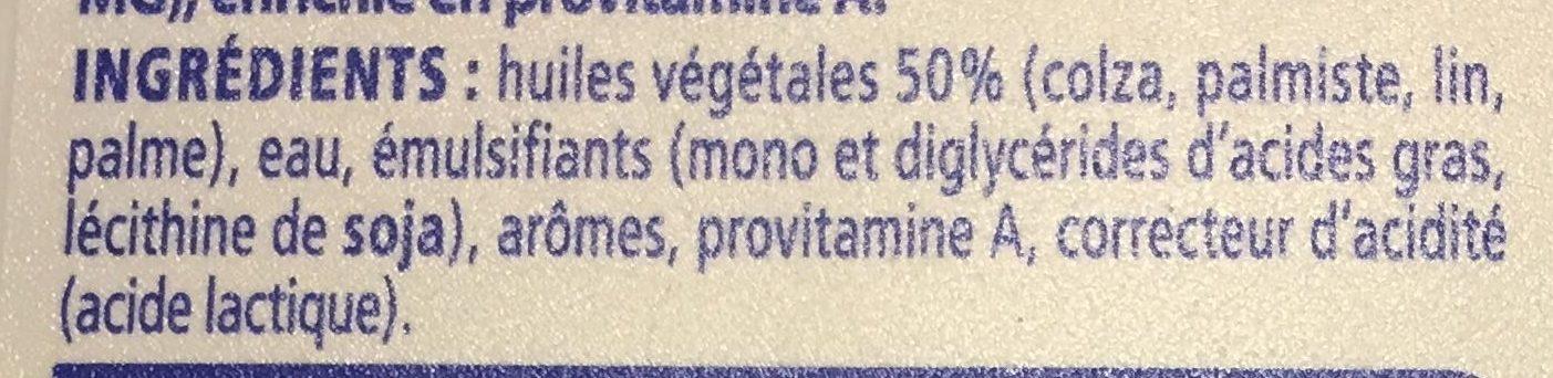 Oméga 3 Sans Sel - Ingrédients - fr