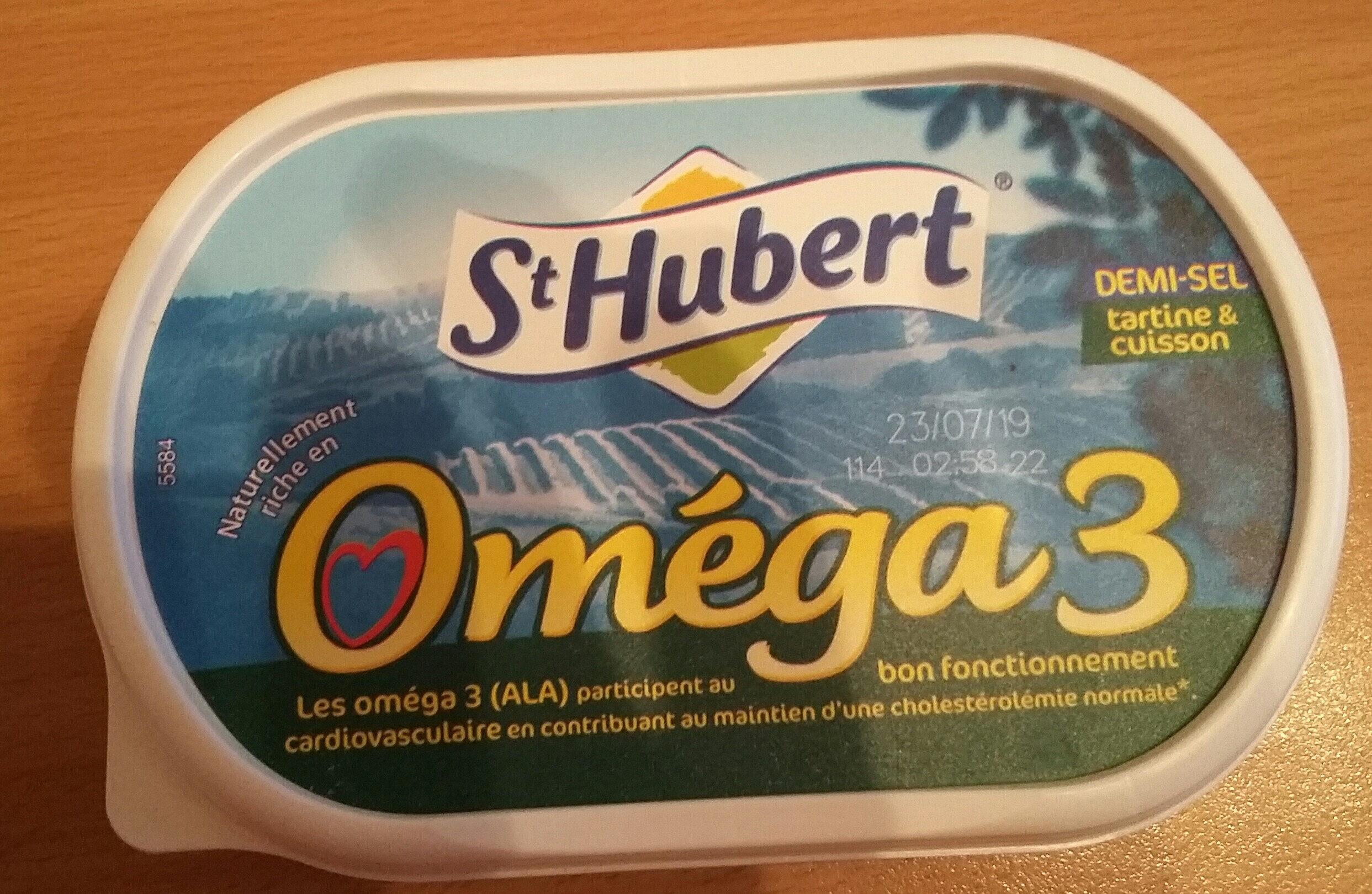 St Hubert Oméga 3 (Sel de Mer, Tartine et Cuisson), (5 - Product - fr