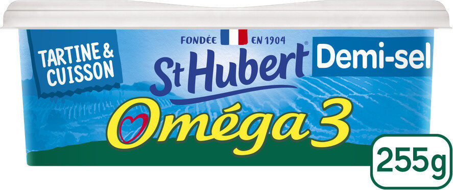 St Hubert Oméga 3 demi sel - Product - fr