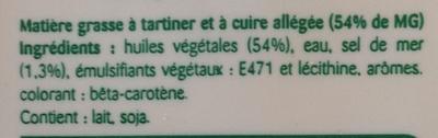 Oméga 3 sel de mer, Tartine et Cuisson - Ingrédients - fr