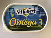 St Hubert Oméga 3 Demi-sel - Product - fr
