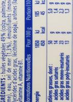 St Hubert Oméga 3 (Sel de Mer, Tartine et Cuisson), (54 % MG) - Ingredients