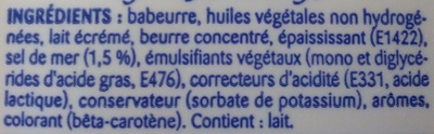 St Hubert 41 (Sel de Mer, Léger & tendre), (38 % MG) - Ingredients
