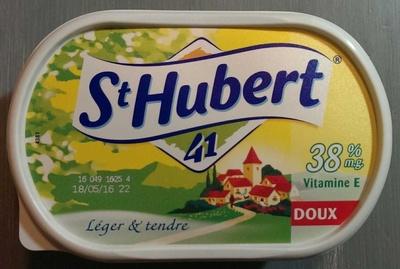 St Hubert 41 doux (38% m.g.) - Produit - fr