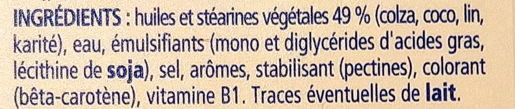 Oméga 3 - Ingrediënten