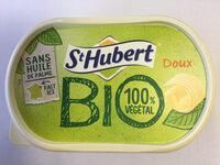 St hubert bio doux pour tartine et cuisine - Produit