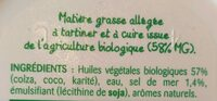St hubert bio sel de mer - Ingrédients - fr