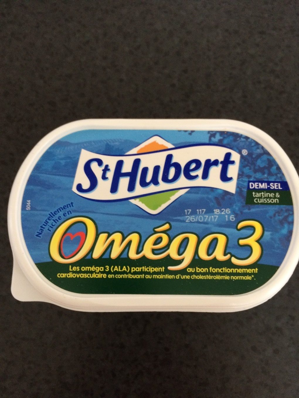 Oméga 3 Demi-sel Tartine & Cuisson - Produit - fr