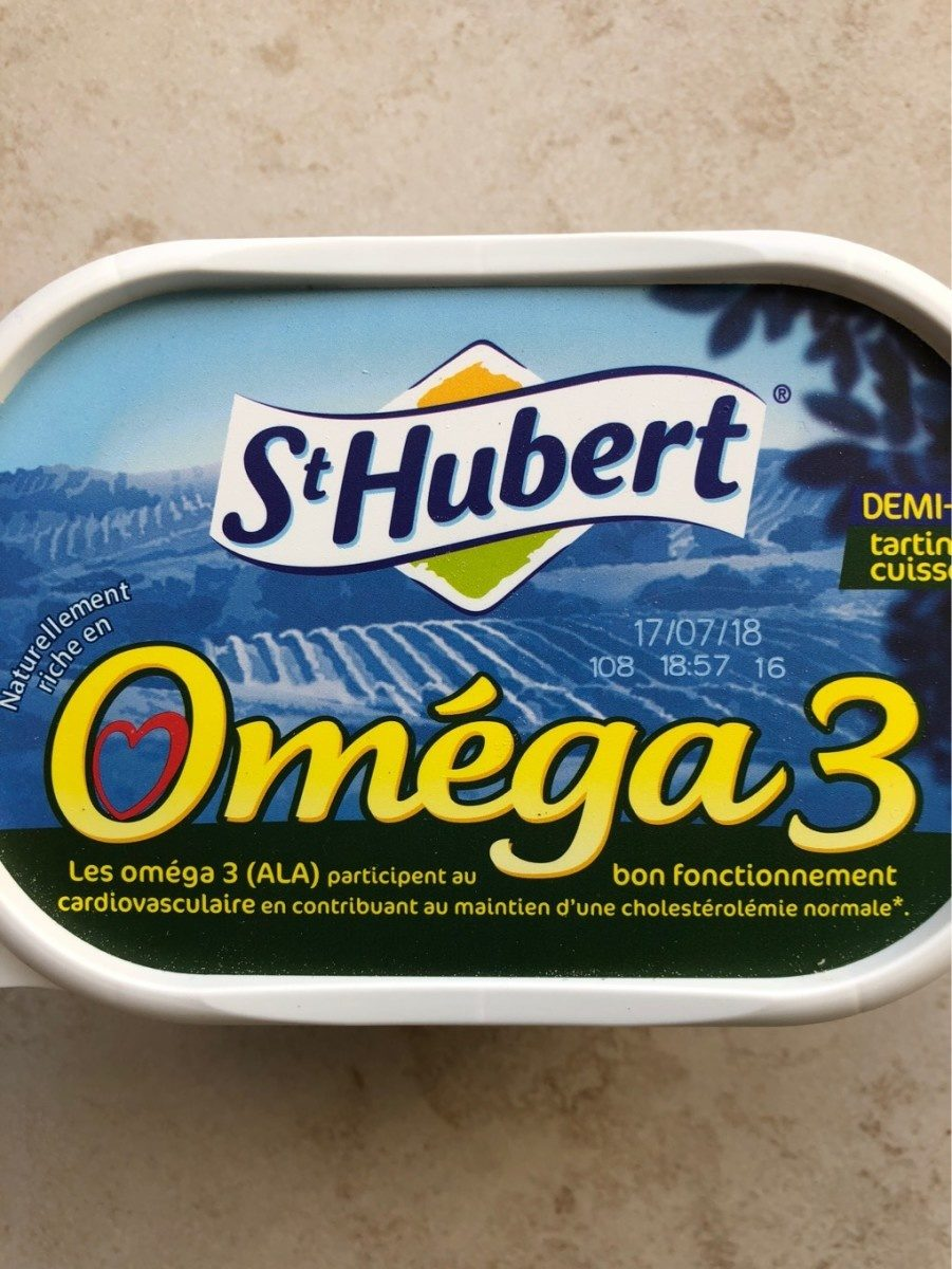 Saint Hubert Omega 3 - Product - fr