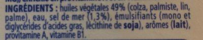 Saint Hubert Omega 3 - Ingredients - fr