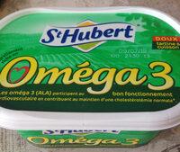 Beurre St Hubert oméga 3 - Produit - fr
