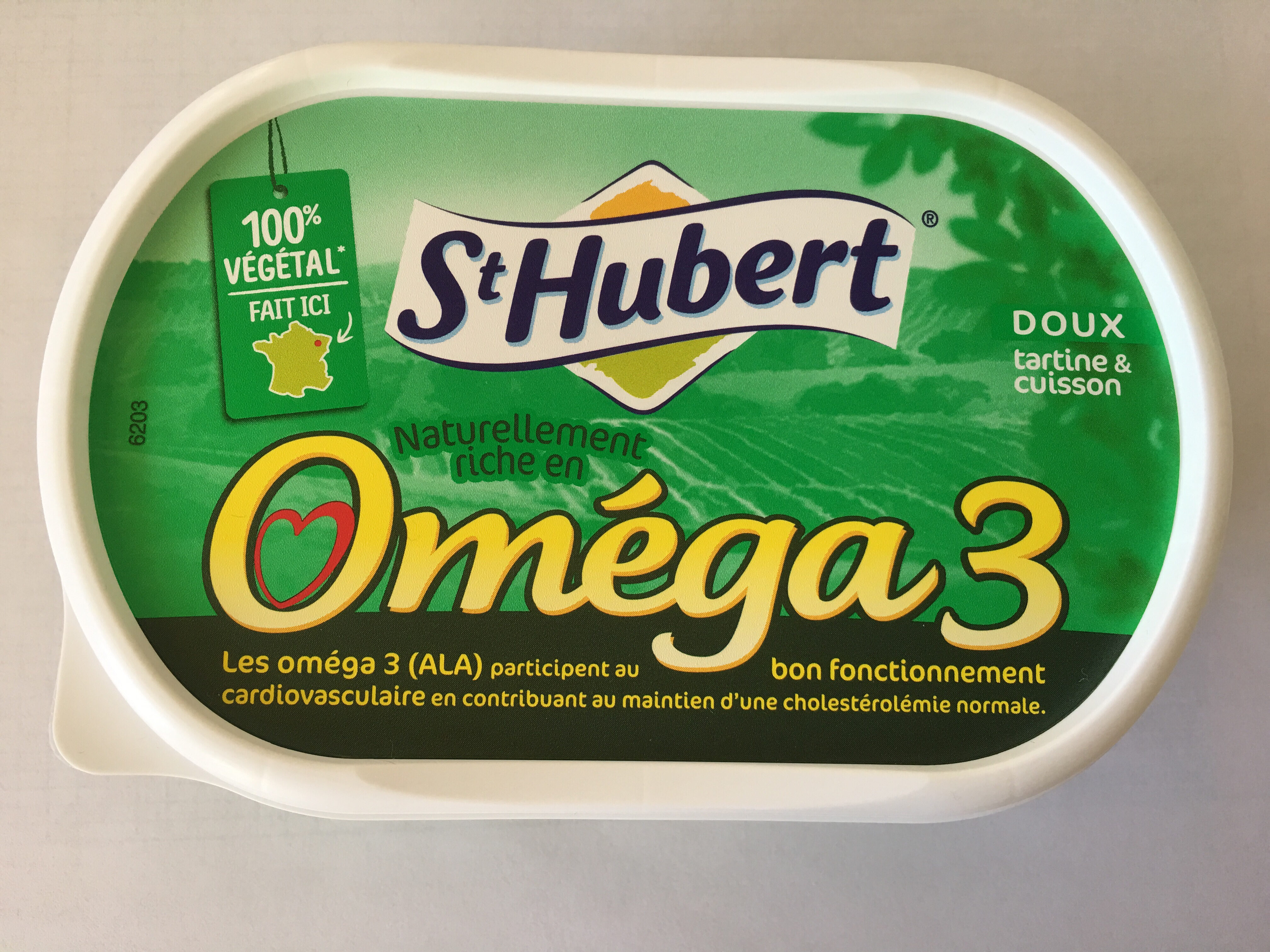 St Hubert Oméga 3 255g doux - Product - fr