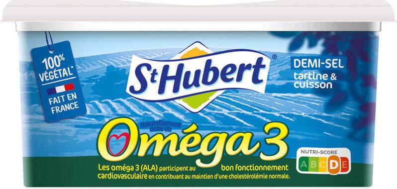 St Hubert Omega 3 demi-sel - Produit - fr