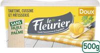 Le Fleurier doux sans huile de palme - Product - fr
