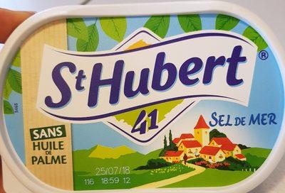 St Hubert 41 sans huile de palme sel de mer - 4