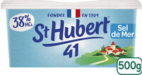 St Hubert 41 demi sel sans huile de palme - Produit - fr