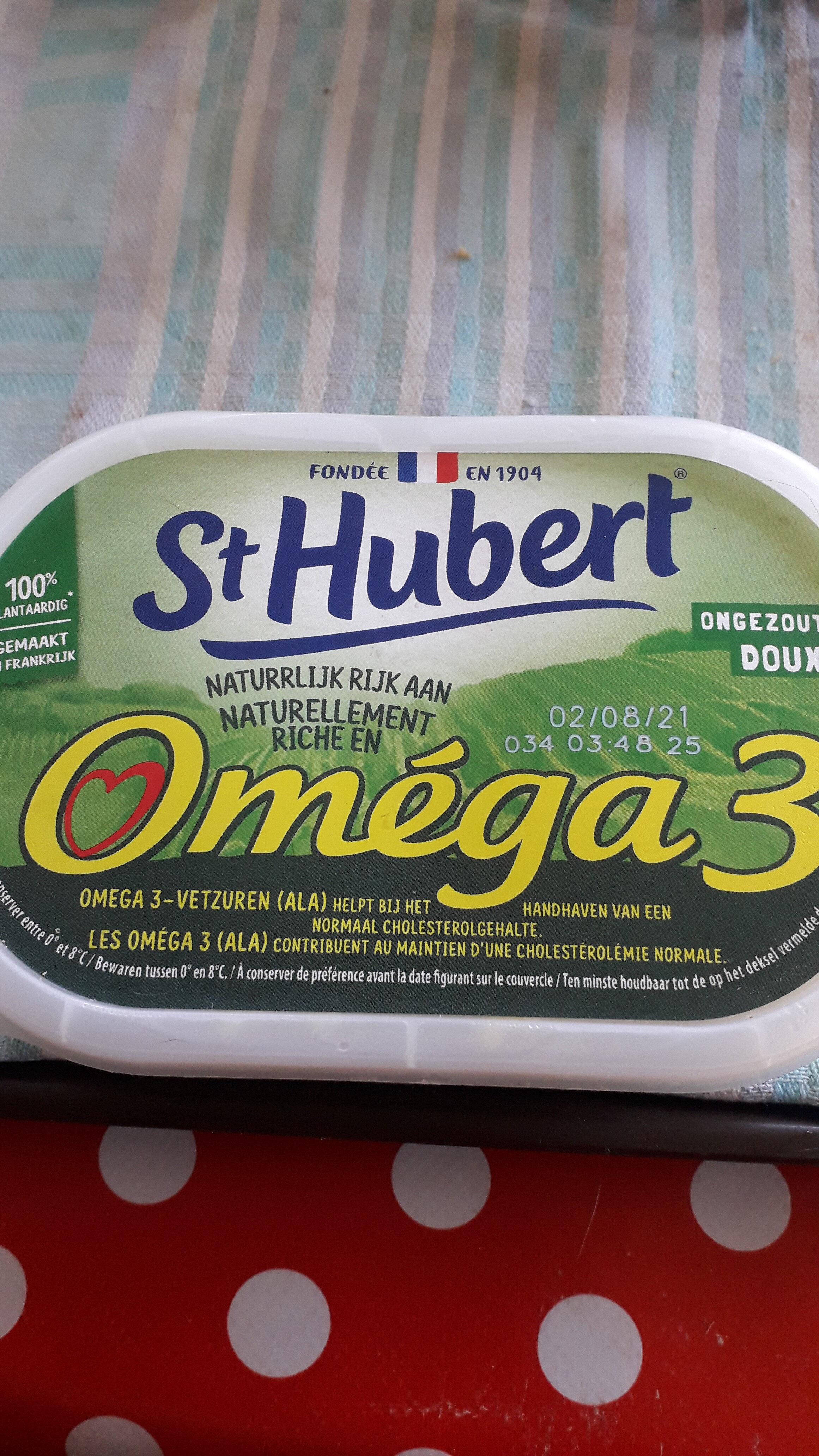 St Hubert Omega 3 doux - Produit - fr