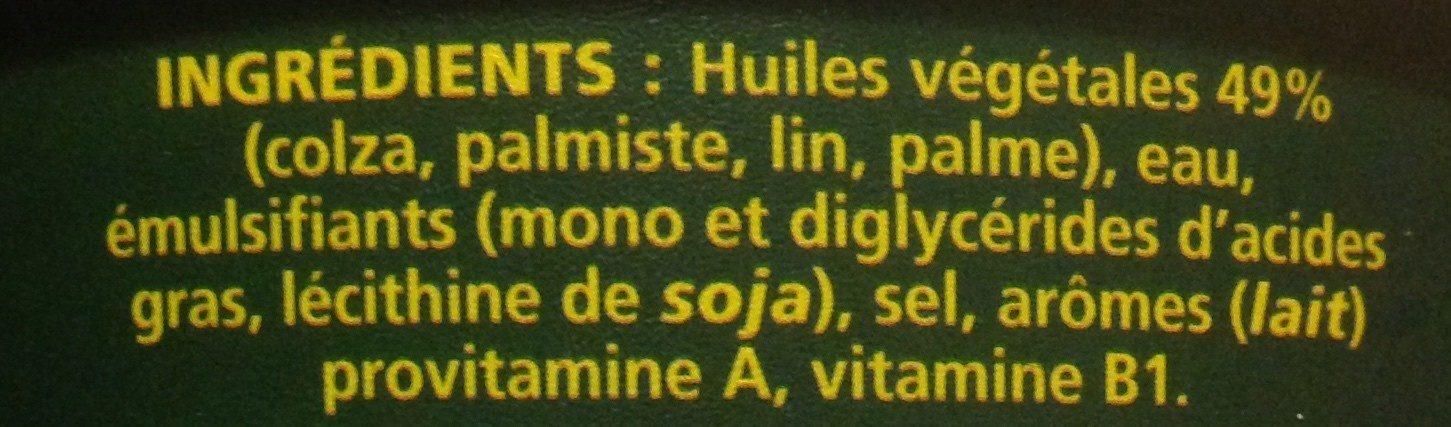 St Hubert Omega 3 doux - Ingrediënten