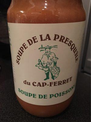 Soupe De Poissons Du Cap Ferret - Produit - fr
