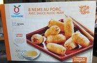Nems au porc - Product - fr