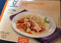 Blanquette de Veau et Riz - Produit