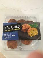 Falafels pois chiches et coriandre - Produit