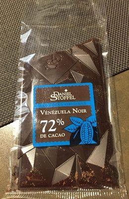 Chocolat Vénézuela Noir 72% de cacao - Product