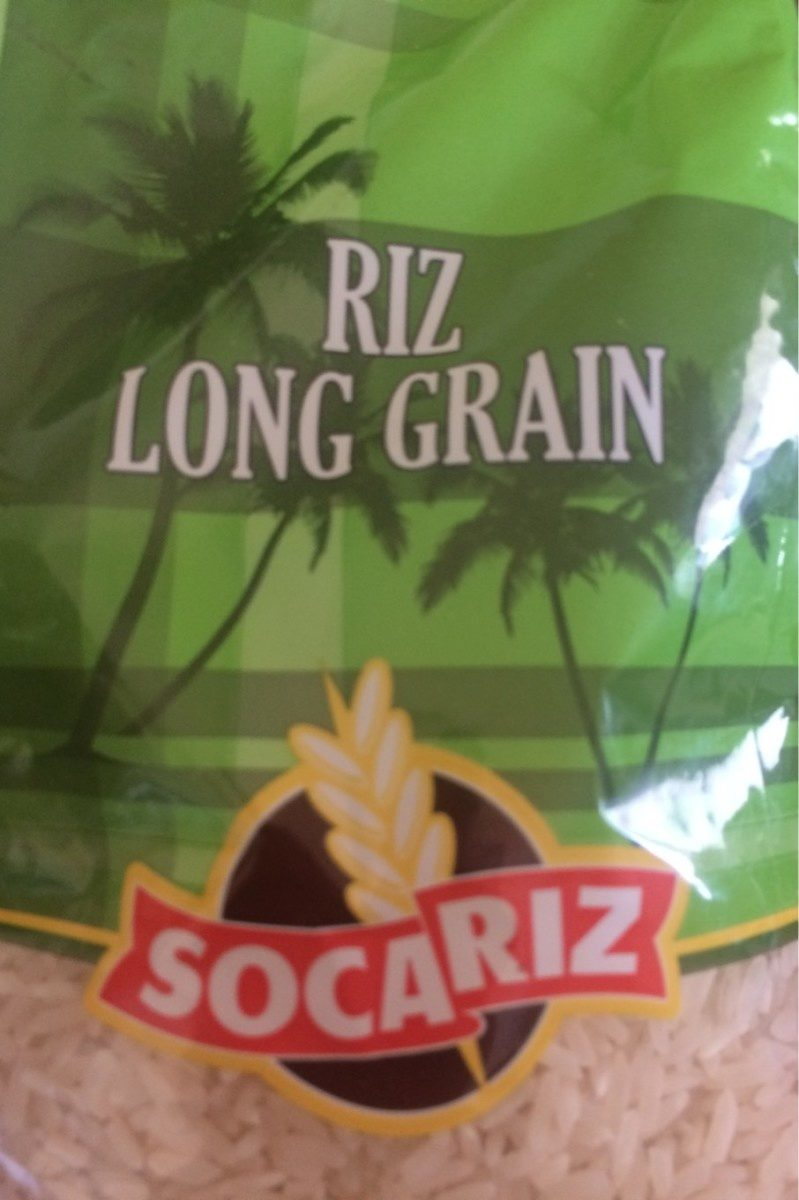 Riz Long Grain - Prodotto - fr