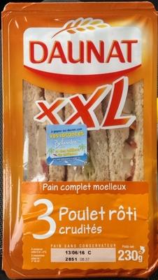 Poulet roti - Product