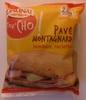 Pavé montagnard jambon, raclette - Produit