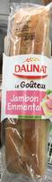 Le Goûteux Jambon Emmental - Product