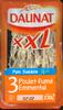 XXL Pain suédois Poulet fumé Emmental - Product