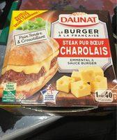 Pavé Le Charolais Bœuf Emmental - Product
