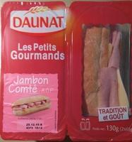 Les Petits Gourmands Jambon Comté A.O.P. - Produit - fr