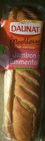 Le Moelleux Jambon Emmental - Product